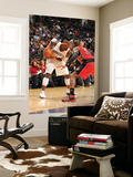 Toronto Raptors v Charlotte Bobcats: Stephen Jackson Poster by Brock Williams Smith