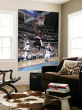 Portland Trailblazers v Dallas Mavericks - Game Five, Dallas, TX - APRIL 25: Gerald Wallace Prints by Glenn James