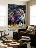 Sacramento Kings v New Orleans Hornets: Luther Head and Jason Smith Prints by Chris Graythen