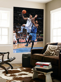 Minnesota Timberwolves v Denver Nuggets: J.R. Smith and Corey Brewer Prints by Garrett Ellwood