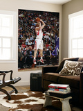 Sacramento Kings v Houston Rockets: Chase Budinger Poster by Bill Baptist