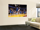 Dallas Mavericks v Miami Heat - Game One, Miami, FL - MAY 31: Chris Bosh and Brendan Haywood Prints by Ronald Martinez