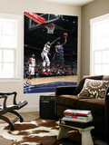Charlotte Bobcats v Atlanta Hawks: Tyrus Thomas and Josh Smith Prints by Scott Cunningham