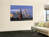 Kremlin, Moscow, Russia Print by Jon Arnold