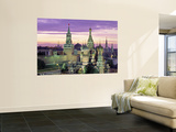 St. Basil's Cathedral, Red Square, Moscow, Russia Posters por Jon Arnold