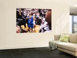 Dallas Mavericks v Miami Heat - Game Six, Miami, FL - June 12: Jason Kidd and LeBron James Prints by Andrew Bernstein