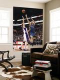 Minnesota Timberwolves v Phoenix Suns: Nikola Pekovic and Robin Lopez Art by Christian Petersen