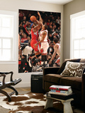 Los Angeles Clippers v Chicago Bulls: Derrick Rose and Baron Davis Poster by Randy Belice