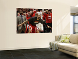 Miami Heat v Chicago Bulls - Game One, Chicago, IL - MAY 15: Carlos Boozer Posters by Jonathan Daniel