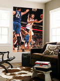 Minnesota Timberwolves v Phoenix Suns: Goran Dragic and Kevin Love Posters by Barry Gossage
