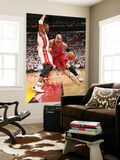 Chicago Bulls v Miami Heat - Game ThreeMiami, FL - MAY 22: Carlos Boozer and Chris Bosh Prints by Victor Baldizon