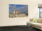 The Dome of the Rock (Masjid Qubbat As-Sakhrah) Prints by Izzet Keribar