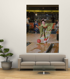 Apprentice Geisha Bowling Prints by Larry Burrows