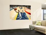 Charlotte Bobcats v Memphis Grizzlies: O.J. Mayo Prints by Joe Murphy