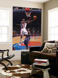 Atlanta Hawks v Detroit Pistons: Ben Wallace Prints by Allen Einstein