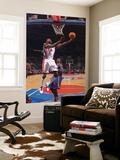 Atlanta Hawks v Detroit Pistons: Ben Wallace Prints by Allen Einstein
