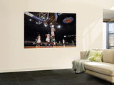 Boston Celtics v New York Knicks: Wilson Chandler Prints by Lou Capozzola