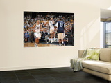 Oklahoma City Thunder v Memphis Grizzlies - Game Four, Memphis, TN - MAY 9: Greivis Vasquez, Mike C Posters by Joe Murphy
