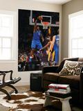 Dallas Mavericks v Los Angeles Lakers - Game Two, Los Angeles, CA - MAY 4: Brendan Haywood Poster by Noah Graham