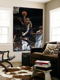 Utah Jazz v New Orleans Hornets: C.J. Miles Print by Layne Murdoch