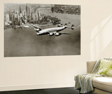 Lockheed Constellation, New York 1950 Posters