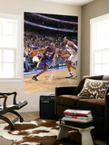 Los Angeles Lakers v Philadelphia 76ers: Kobe Bryant and Andre Iguodala Posters by David Dow