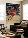 Portland Trail Blazers v Dallas Mavericks - Game One, Dallas, TX - APRIL 16: Andre Miller and Tyson Prints by Danny Bollinger