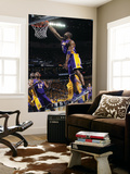 Los Angeles Lakers v New Orleans Hornets, New Orleans, LA - APRIL 22: Kobe Bryant Art by Layne Murdoch