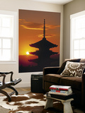 Yasaka Pagoda, Kyoto, Japan Posters by James Montgomery