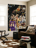 Los Angeles Lakers v Indiana Pacers: Kobe Bryant and Danny Granger Posters by Ron Hoskins