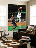 Indiana Pacers v Boston Celtics: Nate Robinson and Darren Collison Poster by Brian Babineau