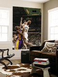 Los Angeles Lakers v Indiana Pacers: Tyler Hansbrough and Lamar Odom Prints by Ron Hoskins