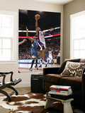 Minnesota Timberwolves v Phoenix Suns: Grant Hill and Wesley Johnson Prints by Christian Petersen