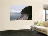 Beach at Middle Head, Cape Breton Highlands National Park, Cabot Trail Near Ingonish Posters by Michael Gebicki