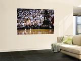 Dallas Mavericks v Miami Heat - Game Six, Miami, FL - June 12: Dwyane Wade Print by Garrett Ellwood