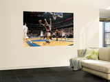 Miami Heat v Washington Wizards: LeBron James and JaVale McGee Prints by Greg Fiume