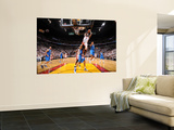 Dallas Mavericks v Miami Heat - Game Two, Miami, FL - JUNE 2: LeBron James, Tyson Chandler and Shaw Prints by Andrew Bernstein