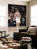 Atlanta Hawks v New Jersey Nets: Sasha Vujacic Prints by David Dow