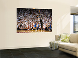 Dallas Mavericks v Miami Heat - Game Two, Miami, FL - JUNE 2: Dirk Nowitzki, Chris Bosh and Udonis  Posters by Garrett Ellwood