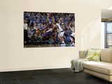 Los Angeles Lakers v Dallas Mavericks - Game Four, Dallas, TX - MAY 8: Andrew Bynum and Tyson Chand Prints by Danny Bollinger