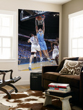 Denver Nuggets v Oklahoma City Thunder, Oklahoma City, OK - April 17: Chris Anderson and Nick Colli Prints