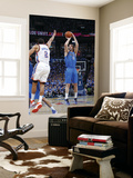Dallas Mavericks v Oklahoma City Thunder - Game Three, Oklahoma City, OK - MAY 21: Peja Stojakovic  Prints by Layne Murdoch
