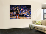 Miami Heat v Dallas Mavericks - Game Five, Dallas, TX -June 9: LeBron James Posters by Garrett Ellwood