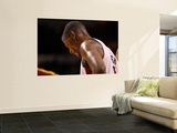 Cleveland Cavaliers v Miami Heat: Chris Bosh Print by Mike Ehrmann