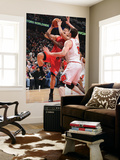 Los Angeles Clippers v Chicago Bulls: Blake Griffin and Omer Asik Posters by Randy Belice
