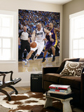 Los Angeles Lakers v Dallas Mavericks - Game Four, Dallas, TX - MAY 8: Jason Kidd and Derek Fisher Prints by Glenn James