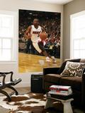 Cleveland Cavaliers v Miami Heat: Dwyane Wade Print by Issac Baldizon