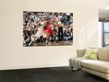 Portland Trail Blazers v Dallas Mavericks - Game One, Dallas, TX - APRIL 16: LaMarcus Aldridge and  Prints by Glenn James