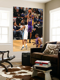 Los Angeles Lakers v Washington Wizards: Kobe Bryant and Nick Young Prints by Andrew Bernstein