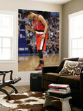 Portland Trail Blazers v Dallas Mavericks: Brandon Roy Prints by Ronald Martinez